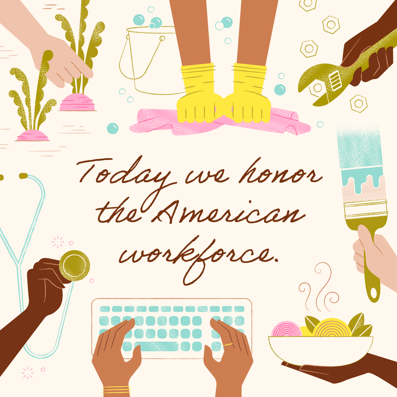 Honoring the American Workforce | Simplifying The Market